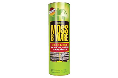Corry's Moss-B-Ware shaker canister