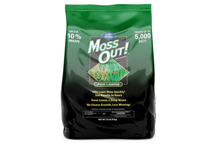 Moss Out! for Lawns Granules 20 lb bag